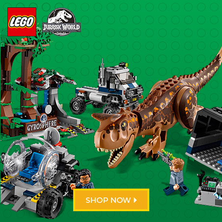 Shop LEGO Jurassic World